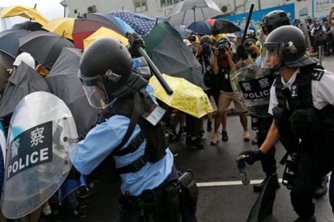 ABD'den Hong Kong'a destek tasarısı