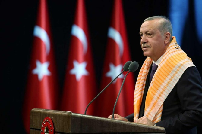 Ensuring food safety has become a matter of national security: Erdoğan