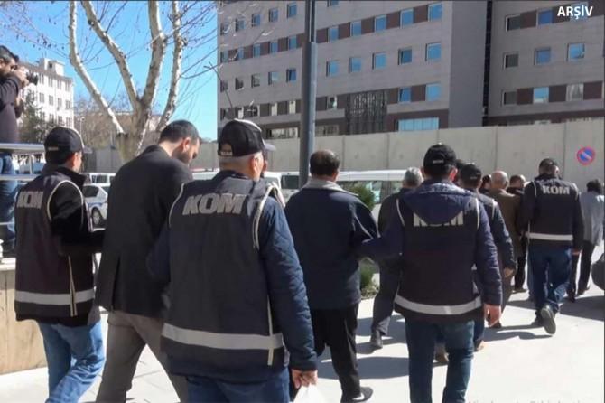 Gaziantep'te asayiş denetimlerinde 43 kişi yakalandı
