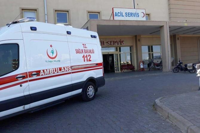 Viranşehir'de doğal gaz çalışması sırasında patlama: 1 yaralı