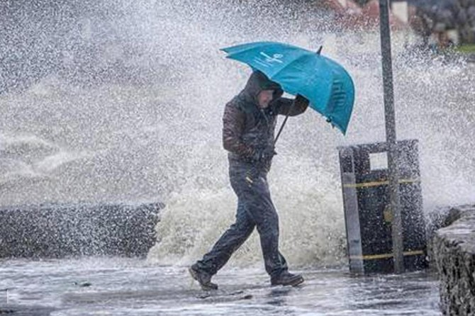 Ege bölgesi için kuvvetli yağış uyarısı