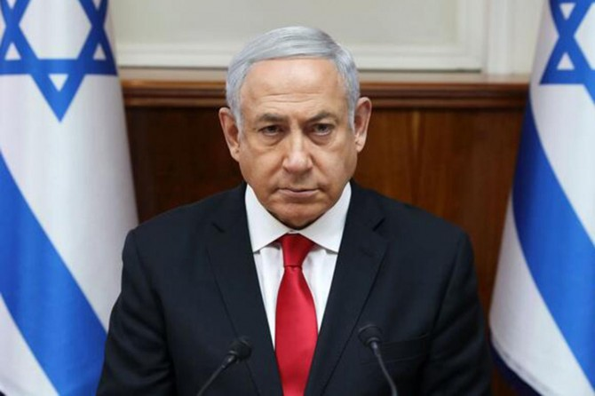 Terrorist Netanyahu charged with bribery, fraud, breach of trust
