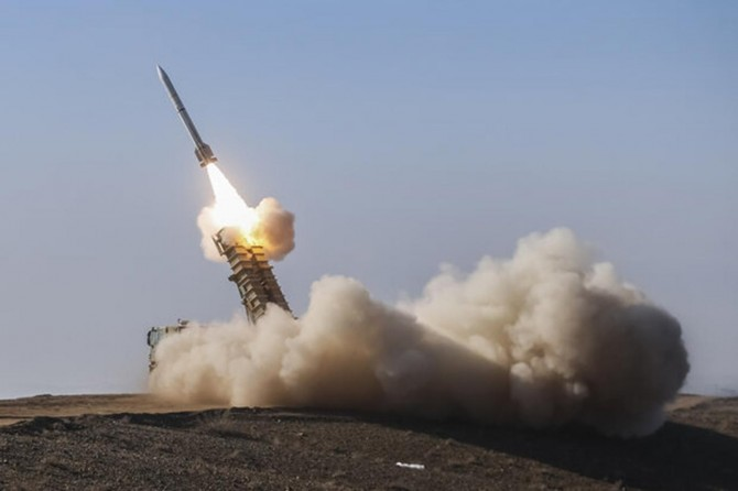 Iran starts large-scale air defense drill in central part of the country