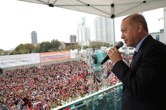 Cumhurbaşkanı Erdoğan'dan 'Bir CHP'li ile görüşme' iddiasına yanıt