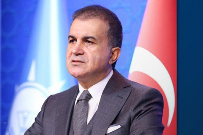 AK Parti Sözcüsü Çelik: CHP yalandan medet uman bir siyaset anlayışı içerisinde