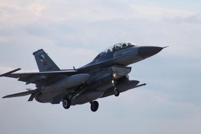 Ankara Valiliği: Bugün ve yarın F-16'lar test uçuşu yapacak
