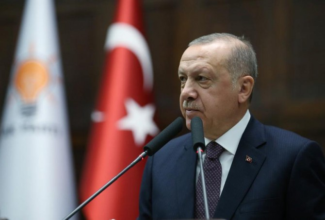 Recovery in economy continues at a fast pace, Erdoğan says