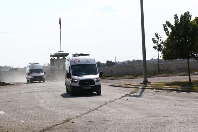 Akçakale'ye havanlı saldırı: 4 asker yaralı