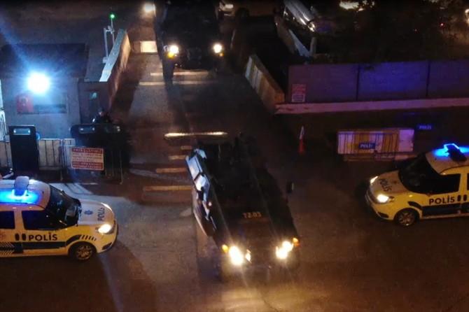 Batman'da PKK'ye operasyon: 30 gözaltı