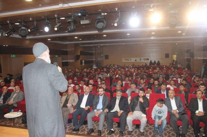 Antalyalılar Sad bin Ebi Vakkas ile Hazreti Hatice'yi andı