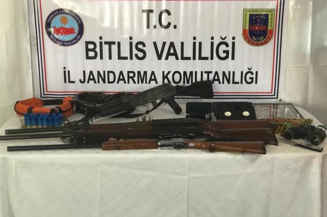Bitlis'te sosyal medyada PKK propagandasına gözaltı