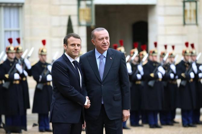 """Türkiye ile Fransa arasında """"beyin ölümü"""" gerginliği"""