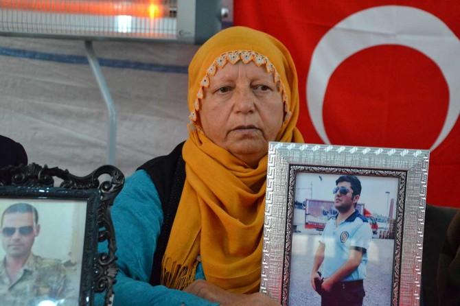 PKK Oğlumu tehdit ederek kaçırdı