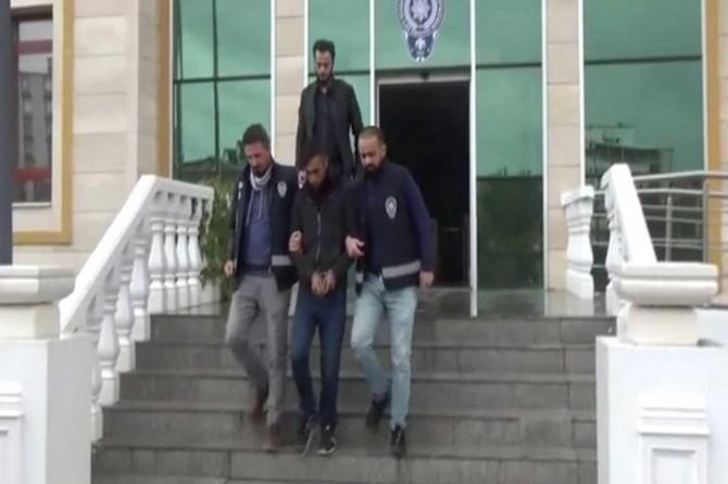 Siverek'te yaşlı adamın emekli maaşını çalan şüpheli tutuklandı