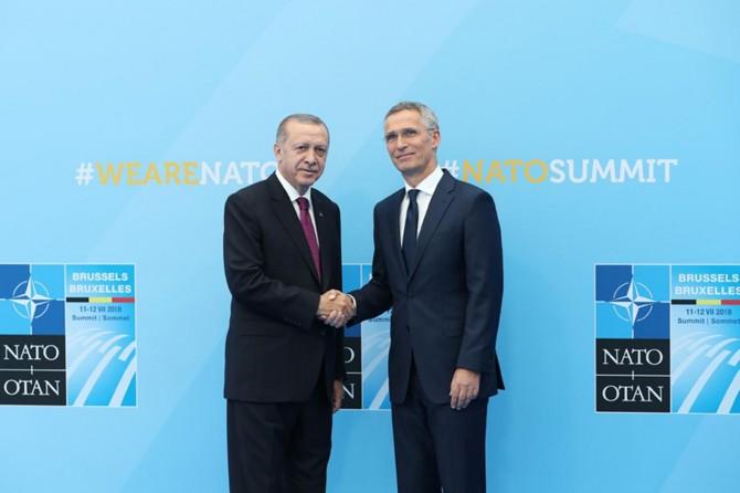 Cumhurbaşkanı Erdoğan Londra'ya gidiyor