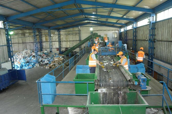 More than two thousand waste disposal and recovery facilities in operation in Turkey