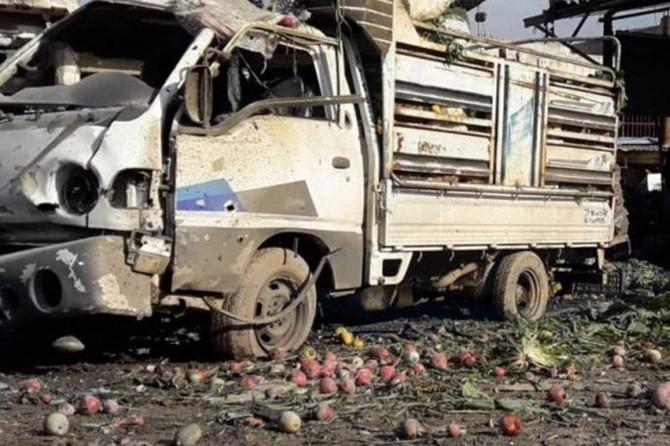Regime's warplanes kill 11 civilians in Syria