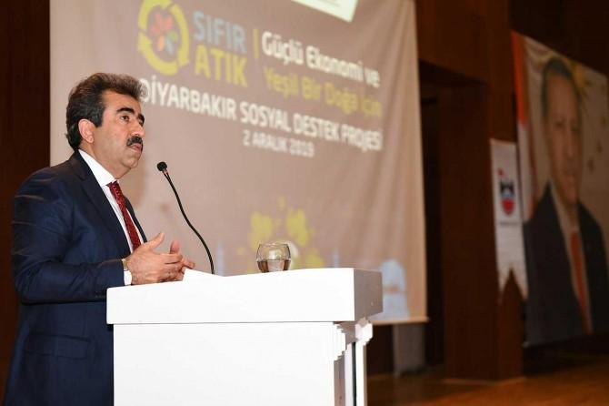 Sıfır atık projesi ile Diyarbakır'da yeni bir dönem başlatıyoruz