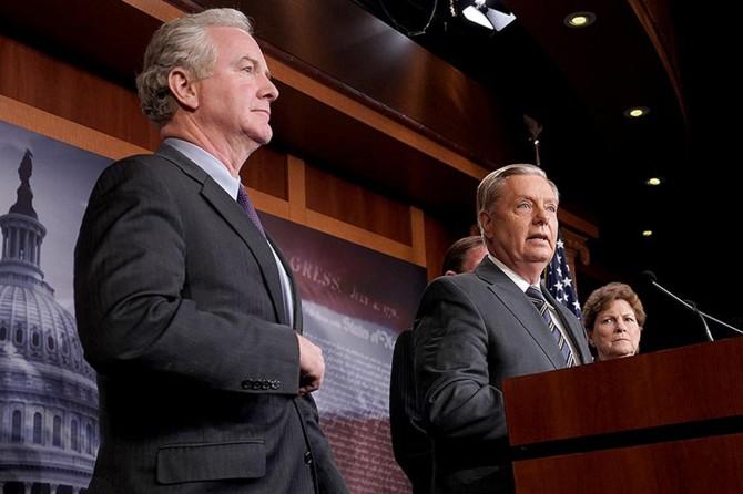 ABD'li senatörlerden 'Türkiye'ye Yaptırım Uygulansın' mektubu