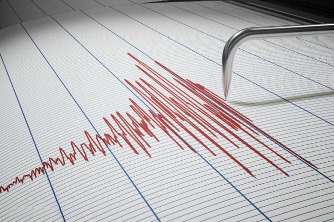 Datça'da 4,3 büyüklüğünde deprem