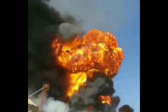 Sudan'da patlama: 15 ölü