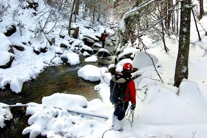 Bursa Uludağ'da kayıp dağcıları arama çalışmaları devam ediyor