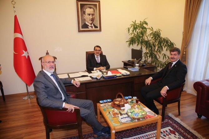 Bakan Dönmez elektrik meselesi için Mardin'e geliyor