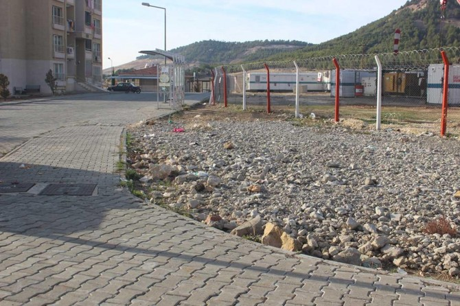 Adıyaman Esentepe Mahallelisi altyapı sorunlarının giderilmesini istiyor