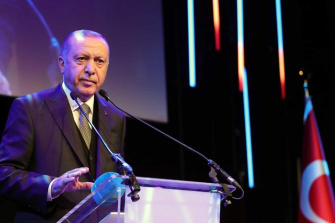 Turkey sets the rules of the game in its region: Erdoğan