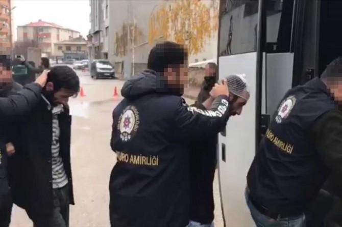Van'daki kavgada 5 şüpheli tutuklandı