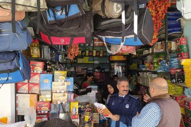 Viranşehir'de gıda denetimleri