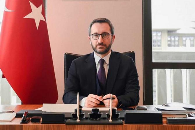 Altun: Turkey's borders are NATO's borders