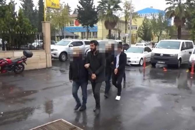 Şanlıurfa'da PKK operasyonu: 3 tutuklama