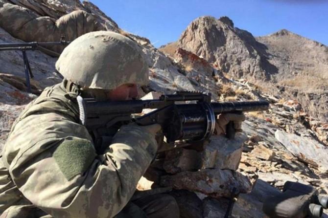 Li Agirîyê pevçûn: 3 PKKyî hatin kuştin