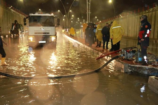 Şanlıurfa'da metrekareye 90,5 kilo yağış düştü