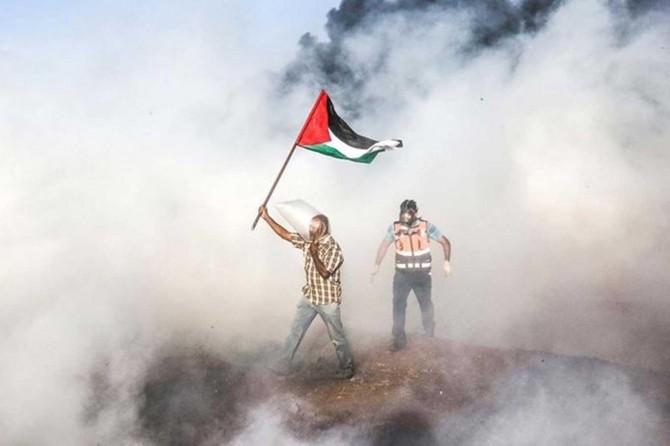 Yeniden başlayan Cuma gösterilerine ateş açıldı: 6 yaralı