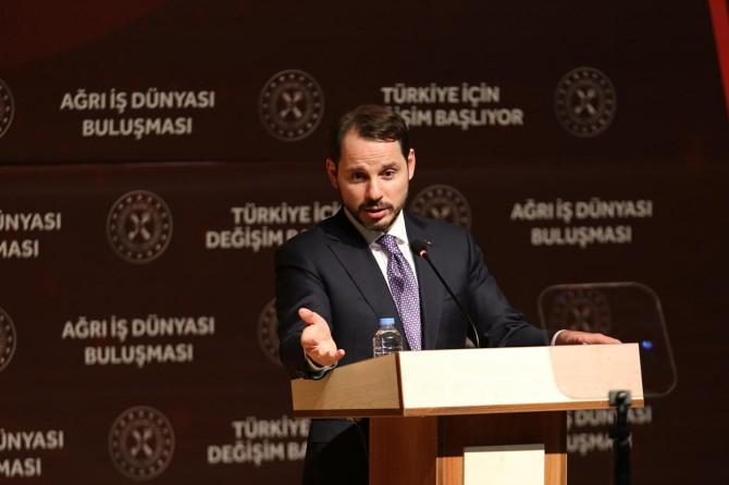 Bakan Albayrak: Enflasyonda baskılar inmeye başladı