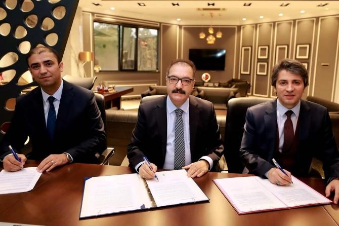 Türkiye için katma değer sağlayacak projelerin her zaman yanındayız