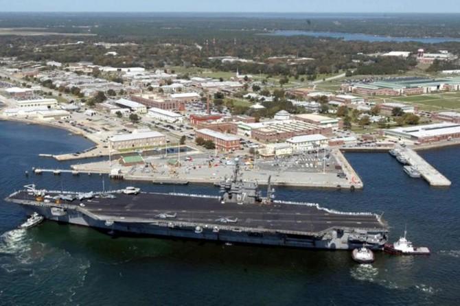 ABD'de donanma üssünde silahlı saldırı: 4 ölü
