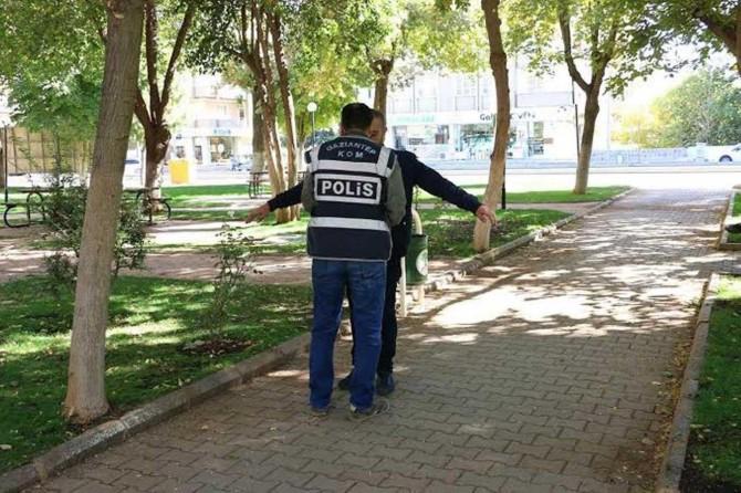 Gaziantep'te okul çevresi ve servislerde denetim