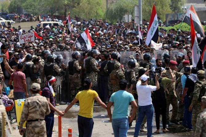 Death toll in attacks against protesters in Iraq rises to 25