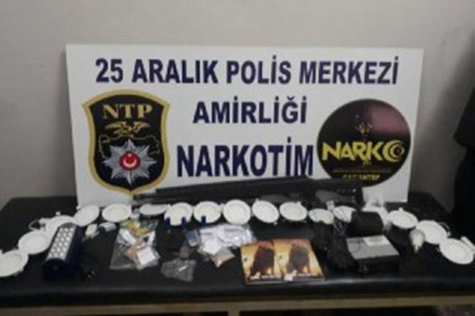 Gaziantep'te asayiş denetimlerinde aranan 43 şüpheli yakalandı