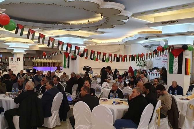 Avrupa Filistinlileri Konferansı Berlin'de başladı