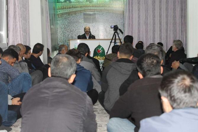 İzmir'de Siyer Yarışması semineri