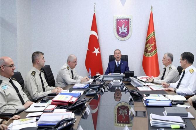 Turkey-Libya maritime agreement no threat to other states: Akar