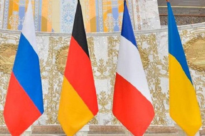 'Normandiya Dörtlüsü' Paris'te toplanıyor