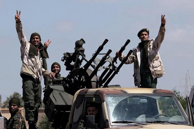 Libya: Çok uluslu kuvvetlerin Trablus'a girme planını bozduk