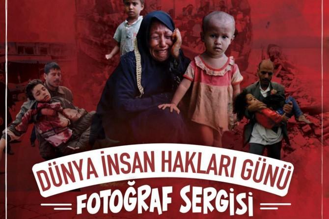 "HÜDA PAR to organize ""Human Rights Panel"""