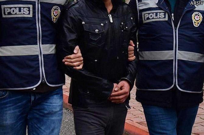 13 yıl hapis cezasıyla aranan şahıs Güroymak'ta yakalandı