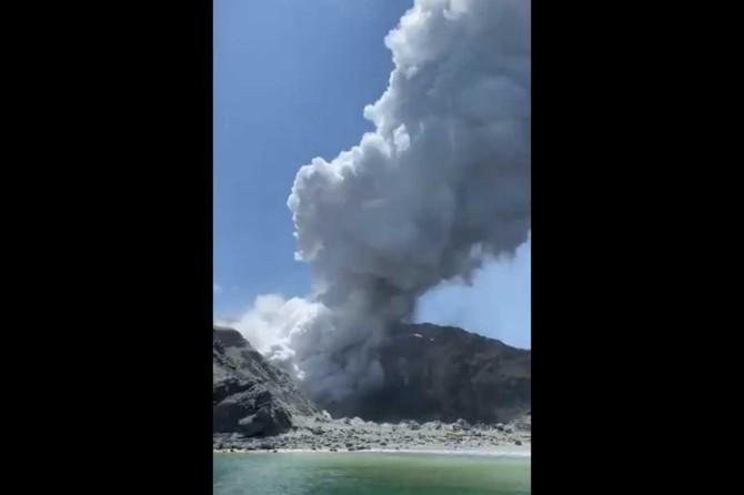 Yeni Zelanda'da volkan patlaması: En az 5 ölü
